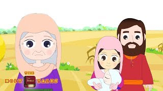 Book Of Ruth I Old Testament Stories I Animated Children