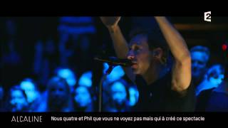Alcaline Le Concert - Coldplay