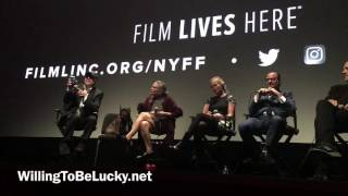 """Bright Lights: Starring Carrie Fisher and Debbie Reynolds"" Q&A Highlights New York Film Fest 2016"