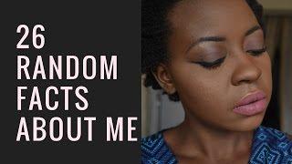 GRWM + 26 Random Facts About Me | OmogeMuRa