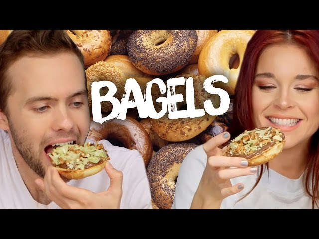 6 Mouthwatering Bagel Creations (Cheat Day)