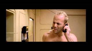 Fifth Element - Bruce Willis talking to Finger