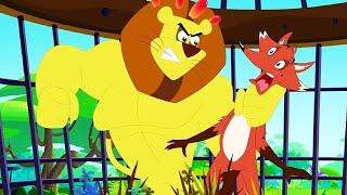 Eena Meena Deeka | der Tierpark | Lustige Cartoon-Zusammenstellung | Cartoons für Kinder