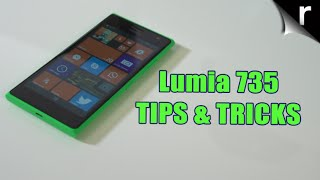 Nokia Lumia 735 Tips & Tricks
