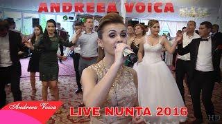 Andreea Voica - Brauri partea 1 | Live 2016 (Nunta Roxana si Ionica)