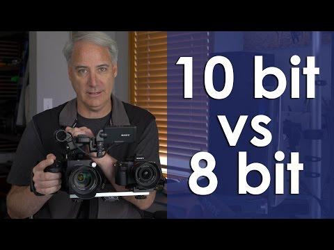 Xxx Mp4 10 Bit Vs 8 Bit Sony FS5 Vs Sony A7Sii A7Rii Is 10 Bit Always Better 3gp Sex