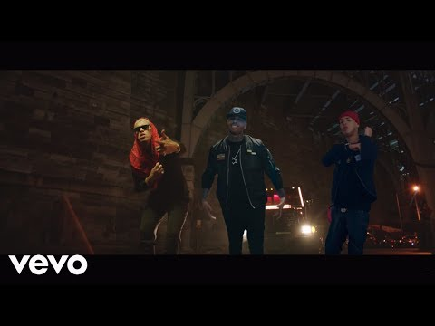 Brujeria - Noriel Ft. Nicky Jam & Bad Bunny  (Video Oficial)