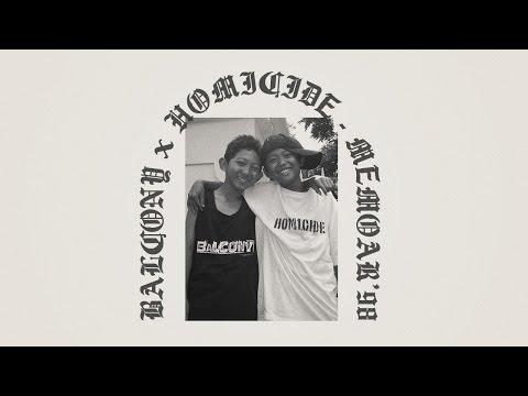 watch Balcony x Homicide  -