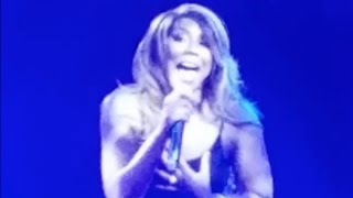 Tamar Braxton sings My Man Live for the first time in Houston, TX (2017)