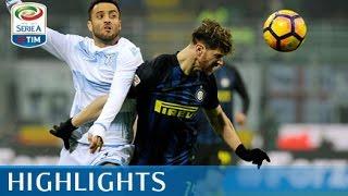 Inter - Lazio - 3-0 - Highlights - Giornata 18 - Serie A TIM 2016/17
