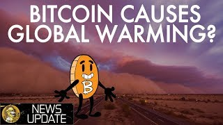 Bitcoin Climate Change Fail, BCH Feeds Chickens, Russia Blockchain Name Game - Cryptocurrency News