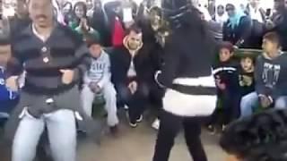 ولد يتحدى بنت في رقص في زوراء شاهد فضيحة 2018