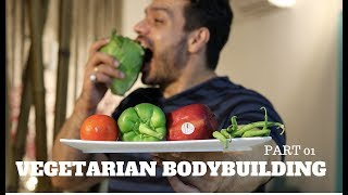 WHY VEGETARIANS DON'T BUILD MUSCLE EASILY.  MUST WATCH