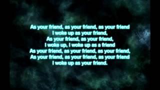 Afrojack ft  Chris Brown   As Your Friend Lyrics