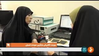 Iran made Fuel Cell Stack, Polymer Electrolyte Membrane PEM 100 Watts, Amir Kabir university