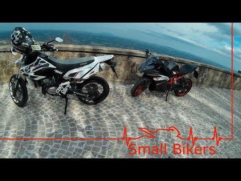 Xxx Mp4 Lago Di Cingoli Born To Wheelie KTM RC 125 YAMAHA WR 125 X 3gp Sex