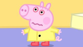 Peppa Pig English Episodes - George Catches a Cold! #PeppaPig