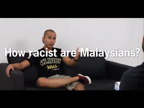 MMOTV Are Malaysians racist WARNING EXPLICIT DIALOGUE