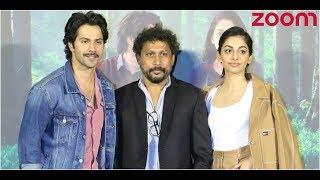 Varun Dhawan On Working With Director Shoojit Sircar | Bollywood News