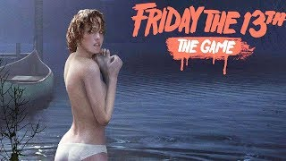 FRIDAY THE 13th The Game Gameplay Walkthrough Part 1 (Giveaway)
