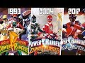 Download Video Download Power Rangers ALL OPENINGS (1993-2017) 3GP MP4 FLV