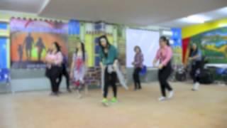 Hillsong-Alive (Dance)