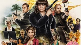 Spy 2015  FULL MOVIE IN ENGLISH - Action, Comedy, Crime MOVIES 2016 - BEST IMDB 8.0