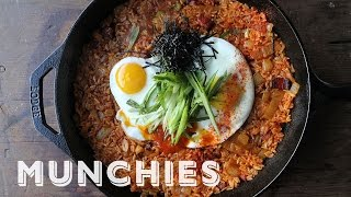 How-To: Make Kimchi Fried Rice