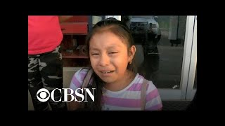 Children of undocumented immigrants face uncertainty after parents are apprehended during massive…