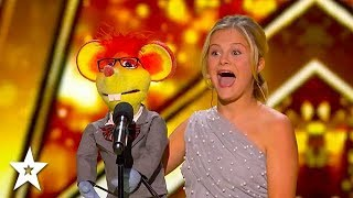 Darci Lynne is BACK With A Thunderous Performance on AGT Champions | Got Talent Global