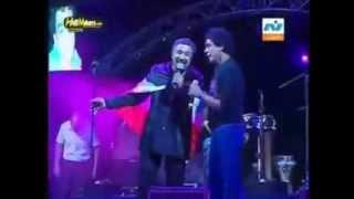 """شاب خالد و محمد منير """"عبد القادر"""" مصر 2010"""