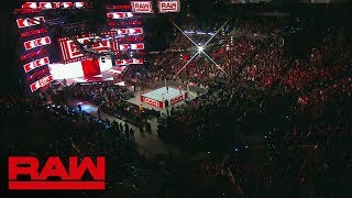 WWE pays respect to the victims of the Parkland, Florida tragedy: Raw, Feb. 19, 2018