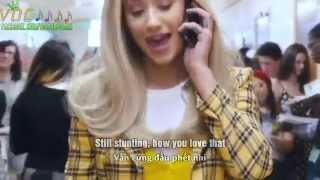 [Vietsub + Lyrics] Iggy Azalea - Fancy (Explicit) ft. Charli XCX