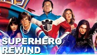 Superhero Rewind: Sky High Review