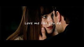 Love me like you do ||what's app status
