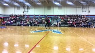 Middle School Performance- Chain Hang Low