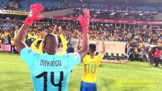 """❗️""""VAR needed in the PSL? Masandawana fans thought so 😂 - Sundowns Vs Highlands Park Matchday VLOG❗"""