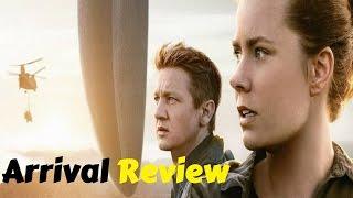 مراجعة فيلم Arrival | أقوى أفلام الخيال العلمي في عام 2016