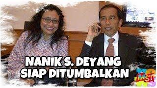 Bahan Sudah Siap Komandan! Nanik Siap Ditumb4lk4n! Dia Penyusup! Karena Dia Pendukung Jokowi