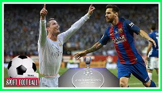 Lionel Messi - Cristiano Ronaldo In The 100 European Goals Club