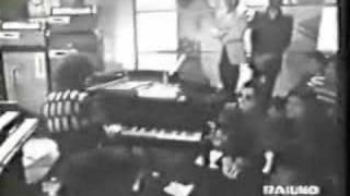 PFM - Live - RAI - B&W - 1972