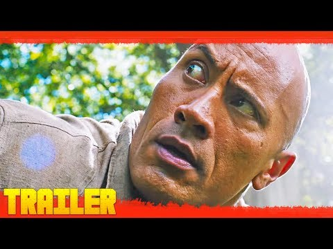 Xxx Mp4 Jumanji Welcome To The Jungle 2017 Tráiler Oficial Español 3gp Sex
