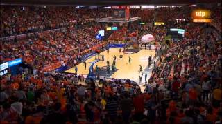 Eurocup Final : Valencia Basket - Unics Kazan (1st leg, 1.5.2014)
