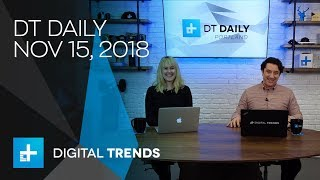 DT Daily Ep. 18 Nov 15, 2018: Microsoft Surface Studio 2 Is An iMac Killer and Comedian Craig Conant
