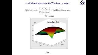 Hedging an equity portfolio without derivatives (GeWorko Method)