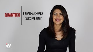 Emmy Quickie: What You Should Never Ask 'Quantico' Star Priyanka Chopra in an Airport