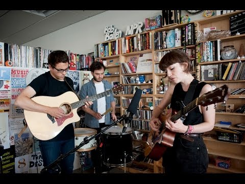 Daughter NPR Music Tiny Desk Concert
