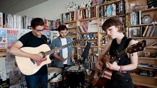 Daughter: NPR Music Tiny Desk Concert