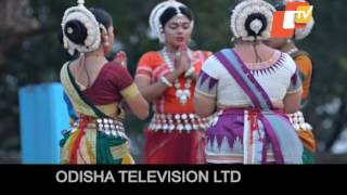 IIT Roorkee students perform Odissi on western music beat