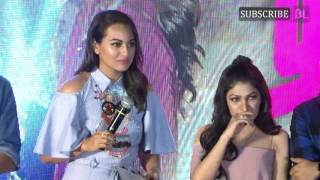 Sonakshi Sinha at Song Launch of Gulabi 2.0 From Film Noor